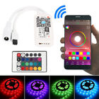 Mini Bluetooth/Wifi LED Controller&Remote'For 5050 3528 RGB/RGBW LEDStrip Light