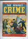 the perfect crime 2 vg- condition, cross publications.