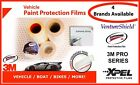 "18"" Wide Paint Protection Film ( Scotchgard / 3m Pro Series / Xpel ) Vehicle"