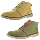 Caterpillar Cat Trey Men's Nubuck Lace-Up Lightweight Casual Ankle Boots Shoes