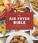 Susan Laborde And Elizabe-Air Fryer Bible BOOK NEW