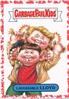 9B LAUGHABLE LLOYD 2019 Garbage Pail Kids Hate 90's FILMS RED /75 DUMB & DUMBER