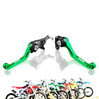 MZS Pivot Clutch Brake Lever Fit Yamaha YZ65/80/85/125/250/250F/426F/450F Green