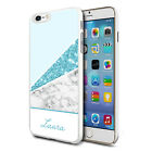 Marble Personalised Phone Hard Case Cover Skin For Various Mobiles - K89
