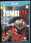 Zombi U Video Game Wii U Complete Comes With Manual