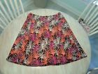 Women's size Xlarge East 5th polyester and spandex blend skirt