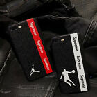 jordan  supreme  case  i phone 6  and 6s red one only ...