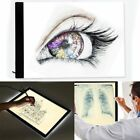 A4 LED Writing Painting Light Box Tracing Board Copy Pads Panel Drawing Tblet UW