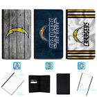 San Diego Chargers Leather Passport Holder Cover Wallet ID Cards Document $4.99 USD on eBay