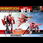 Miriya Ster robotec Figures1/100 Scale Transformable Veritech Fighter Coll