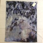 John Galliano tie and dye scarf, Tie and dye scarf