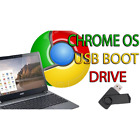 CHROME OS✅32/64 Bit Live Boot ✅64GB Formatted USB✅Install Run Repair For Windows