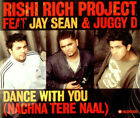 """Dance With You [Nachna Tere Naal] Jay Sean CD single (CD5 / 5"""") UK RELCD1"""
