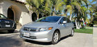 2012+Honda+Civic+XCLNT+CNG+Natural+Gas+Civic+No+Reserve+W%2FNav+114k