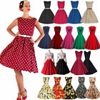 Kyпить Damen Vintage 50er Rockabilly Party Petticoat Hepburn Ballkleid Abendkleid Retro на еВаy.соm