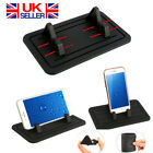 Non Slip Grip Silicone Pad Car Dashboard Mount Holder Cradle For Phone Universal