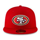 San Francisco 49ers SF NFL Authentic New Era 59FIFTY Fitted Cap - 5950 Hat