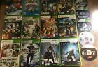 Lot Of 16 XBOX 360 Games CALL OF DUTY,DESTINY,FIFA 12-HALO 4-FORZA 3-BLACK OPS