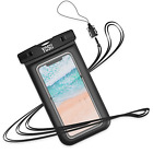 Waterproof Phone Case YOSH IPX8 Watertight Sealed Underwater Waterproof Phone X