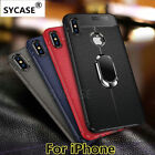 Silicon Leather cover Magnetic Car Holder for iPhon 7 PLUS & X AND XR AND XS MAX