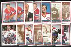 1992-93 OPC MONTREAL CANADIENS FANFEST NHL HOCKEY CARD & VARIATION SEE LIST $7.0 CAD on eBay