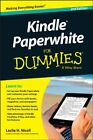 |e-Version| KINDLE PAPERWHITE FOR DUMMIES By Leslie H. Nicoll