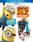 Despicable Me 2 (Blu-ray/DVD, 2013, 2-Disc Set, Canadian) Free Ship Canada!