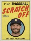 2019 Topps Heritage You Pick/Choose AUTO JERSEY SP Parallel Insert FREE SHIPPING