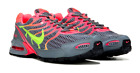 NIKE AIR MAX TORCH 4 Womens Running Shoes Gray Hyper Punch Red Lime Sequent Reax