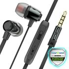 Samsung Lot Flat Cable Earbud Airpods Earphone for iPhone Plus Galaxy S10 Note