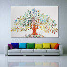 Large Picture Modern Abstract Canvas Oil Painting Print Home Room Wall Art  фото