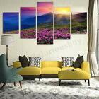 Large Picture Modern Abstract Canvas Oil Painting Print Home Room Wall Art