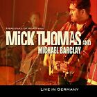 Mick Thomas & Michael Barclay: Live in Germany (CD Weddings Parties Anything)