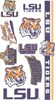 NCAA Temporary Tattoos - Lot of 10 Sheets