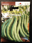 Green Bean Seeds - 9 Types - $0.99 per Pack with FREE Shipping!