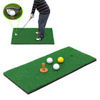 Golf Putting Training Mats Nylon Turf Chipping Driving Range Practice Mat Indoor