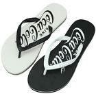 Coca-Cola Beach sandal Black & White $28.0  on eBay