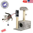 Automatic Pet Laser Toy Topper for Cat Dog Play 360°Rotating Head Kitten Teaser