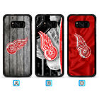 Detroit Red Wings Case For Samsung Galaxy S10 Plus S10e Lite S9 S8 $4.49 USD on eBay