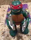 Raphael Teenage Ninja Turtle (Talking) EUC & New Teenage Ninja Turtle Tattoos