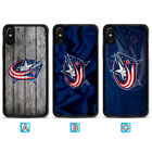 Columbus Blue Jackets Case For Apple iPhone X Xs Max Xr 8 7 6 6s Plus $4.49 USD on eBay