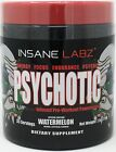 Insane Labz Psychotic Pre Workout (35 Servings) FREE SHIPPING, CHOOSE FLAVOR