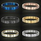 2019 Fashion Nomination Jewelry Stainless Steel Bracelet Adjustable Bangle Chain