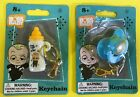 DREAMWORKS BOSS BABY BOTTLE PACIFIER PACI NUK-NUK KEYCHAIN KEY RING CHAIN CLIP