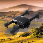 WIFI FPV HD Toys RC Quadcopter With Wide Angle Aircraft Foldable Remote Control