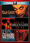 Half-Caste/Demon Within/Hell's Gate 11:11 (DVD, 2010, 2-Disc Set)  NEW