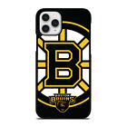 BOSTON BRUINS #2 iPhone 6/6S 7/8 Plus X/XS Max XR 11 Pro Max Case Phone Cover $15.9 USD on eBay
