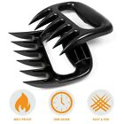 Black Meat Claws Bear Claws Shredding Mixing Carving Handling Food BBQ set of 2