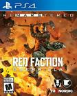Red Faction Guerilla Re-Mars-Tered Edition (PlayStation 4) Brand NEW!!