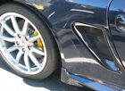 Carbon For Porsche 06-12 Caymans 987 Boxster S EP Style Type 2 Side Vents Duct